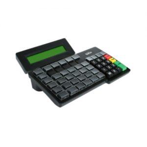 Teclado Programável para PDV Gertec TEC 55 DIS USB PS2