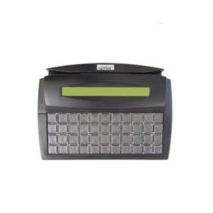 Teclado Programável para PDV Gertec TEC-E 44 DIS USB PS2